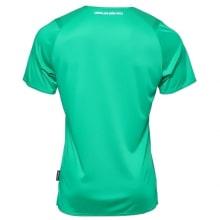 Комплект взрослой домашней формы Вердер Бремен 2019-2020 футболка сзади