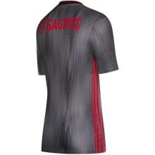 Гостевая игровая футболка Бенфика 2019-2020 сзади