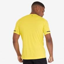 Домашняя игровая футболка Вильярреал 2019-2020 сзади