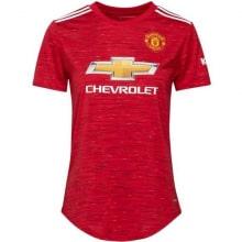 Домашняя игровая футболка Манчестер Юнайтед 2020-2021