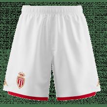 Комплект детской домашней формы Монако 2019-2020 шорты