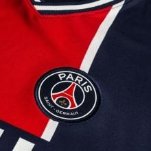 Футболка ПСЖ 2017-2018 третья эмблема