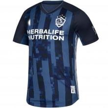 Гостевая футболка ЛА Гэлакси 2019-2020 Златан Ибрагимович спереди