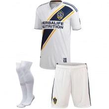 Детская домашняя футбольная форма Златан Ибрагимович 2019-2020 футболка шорыты и гетры