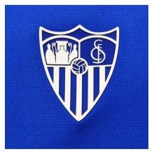 Третья игровая футболка Севилья 2019-2020 герб клуба