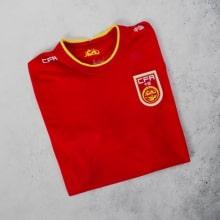 Домашняя футболка сборной Китая 2021-2022