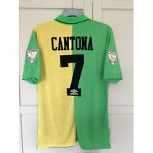Гостевая футболка Манчестер Юнайтед 1993-1994 Эрик Кантона