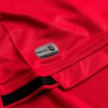 Домашняя игровая футболка сборной Албании 2020-2021 года бренд