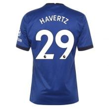 Домашняя игровая футболка Челси 2020-2021 Кай Хаверц