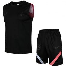 Черно-розовая тренировочная форма Кореи 2021-2022
