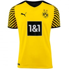 Детская домашняя форма Боруссии Холанн 2021-2022 футболка