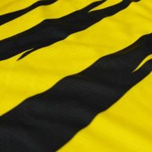 Домашняя форма Боруссии Д 2020-2021 c длинными рукавами футболка материал