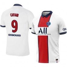 Гостевая футболка ПСЖ 2020-2021 Кавани