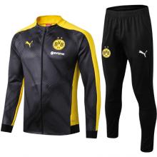 Взрослый черно-желтый костюм Боруссии Дортмунд 19-20