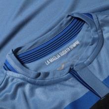 Комплект детской третьей формы Аталанта 2020-2021 футболка воротник