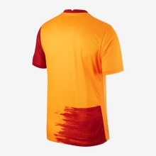 Домашняя игровая футболка Галатасарай 2020-2021 сзади