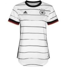 Женская домашняя футболка Германии на ЕВРО 2020-21
