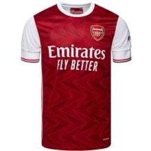 Домашняя игровая футболка Арсенала 2020-2021