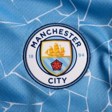 Взрослая третья футболка Манчестер Юнайтед 2018-2019 логотип производителя