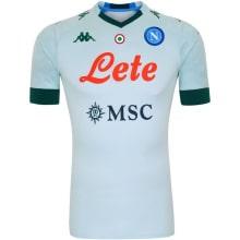 Гостевая игровая футболка Наполи 2020-2021