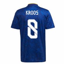 Гостевая футболка Реал Мадрид 2021-2022 Кроос