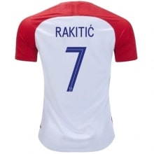 Домашняя футболка Хорватии Иван Ракитич ЧМ 2018 Иван Ракитич номер 7