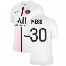 Гостевая футболка ПСЖ 2021-2022 МЕССИ