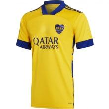 Третья игровая футболка Бока Хуниорс 2021-2021
