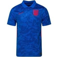 Детский комплект гостевой формы Англии на ЕВРО 2020-21 футболка