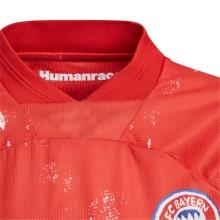 Детская лимитированная форма Баварии 2020-2021 футболка воротник