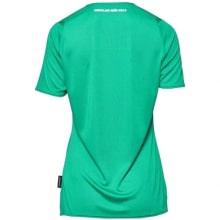 Женская домашняя футболка Вердер Бремен 2019-2020 сзади
