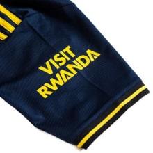Комплект взрослой третьей формы Арсенала 2019-2020 футболка рукав