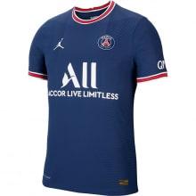 Комплект детской домашней формы ПСЖ 2021-2022 футболка