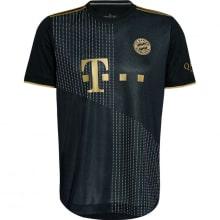 Гостевая игровая футболка Баварии 2021-2022