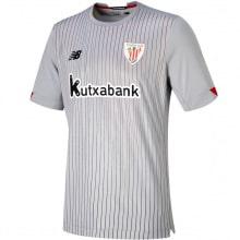 Гостевая игровая футболка Атлетик Бильбао 2020-2021
