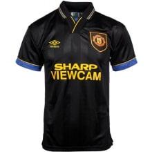 Третья футболка Манчестер Юнайтед 1993-1994