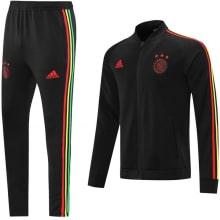 Черный тренировочный костюм Аякса 2021-2022