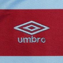 Комплект детской гостевой формы Вест Хэм 2020-2021 футболка бренд