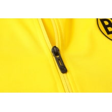 Желто-черный костюм Боруссии Дортмунд 2021-2022 молния