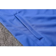 Черно-синий тренировочный костюм Интера 2021-2022 карман