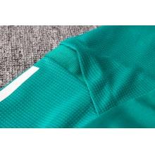 Зеленый спортивный костюм Фейеноорда 2021-2022 плечо