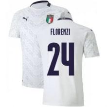 Гостевая футболка Италии Флоренци на ЕВРО 2020-21