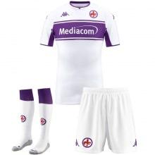 Детская гостевая футбольная форма Фиорентина 2021-2022