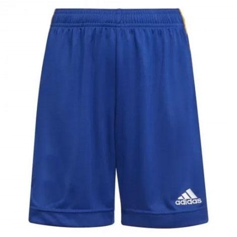 Детский комплект гостевой формы Реал Мадрид 2021-2022 шорты