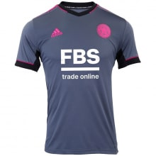 Третья игровая футболка Лестер Сити 2021-2022