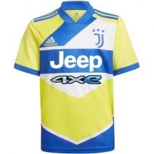 Третья игровая футболка Ювентуса 2021-2022