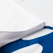 Домашняя игровая футболка Лион 2018-2019 рукав