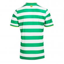 Комплект взрослой домашней формы Селтик 2020-2021 футболка сзади