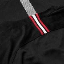 Третья игровая футболка ПСЖ 2018-2019 JORDAN воротник сзади