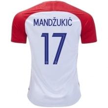 Домашняя футболка Хорватии Манджукич ЧМ 2018